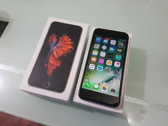 Iphone 6s 64gb Globe photo