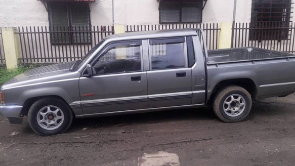 Mitsubishi pick up L200 diesel 4x2 photo