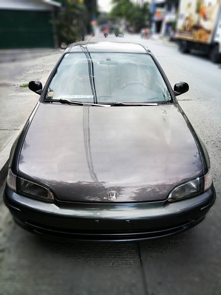 honda civic 94mdl photo