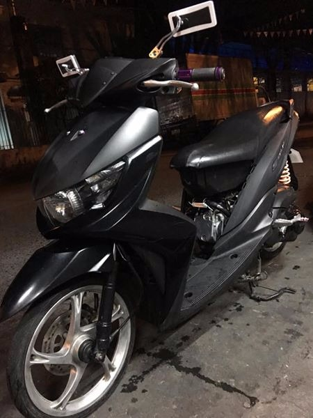 Yamaha mio soul i 115 2015 model photo