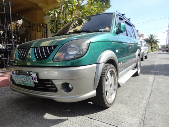 mitsubishi adventure gls sport 2008 FOR SALE/SWAP photo