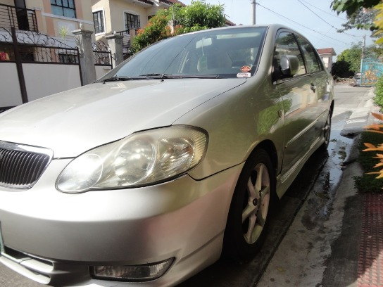 toyota altis G 2001 FOR SALE/SWAP photo