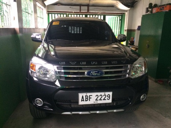 FORD EVEREST 2015 LIMITED photo