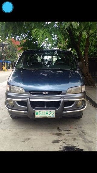 Hyundai Starex 98 Diesel photo