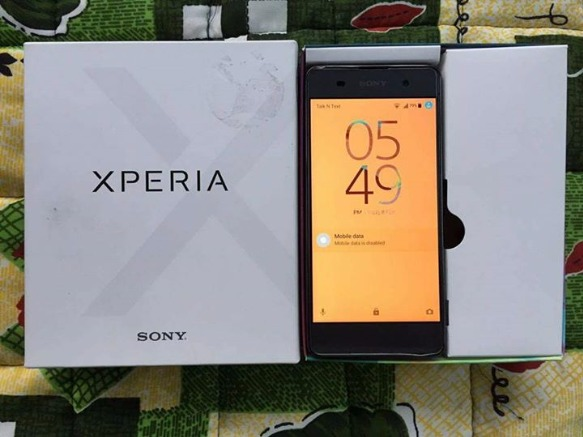 Sony Experia Xa photo