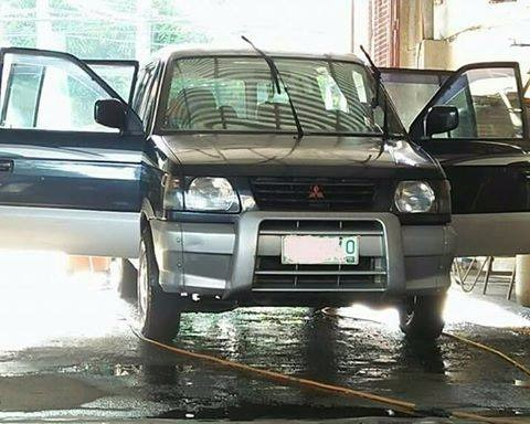mitsubishi adventure 2001 photo
