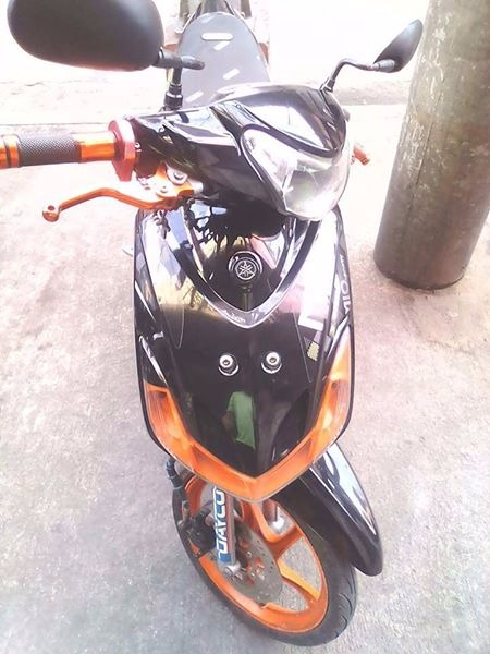 YAMAHA MIO SPORTY MODEL 2013 photo
