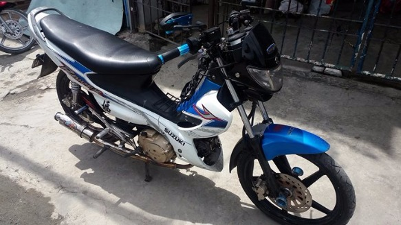 Suzuki raider j 2012 photo