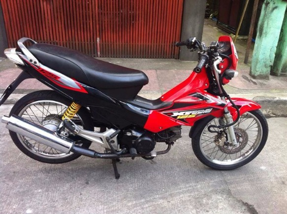 xrm125 09 acquired 2010 model photo