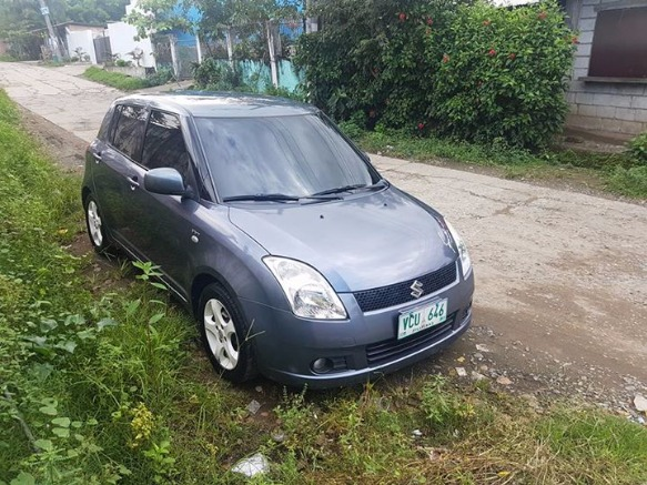 Suzuki swift 2007 model photo