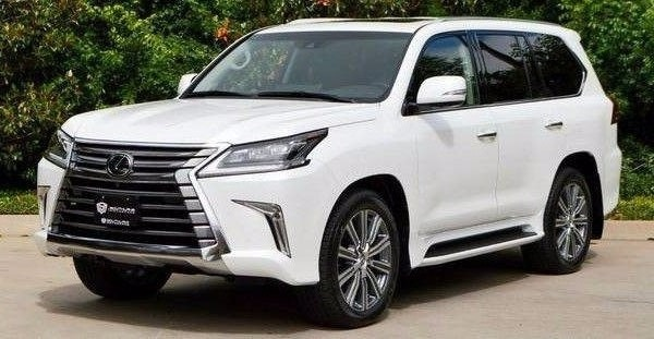For Sale 2016 Lexus LX 570 LUXURY photo
