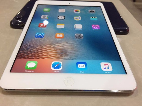 ipad mini 2 silver 32 gb wify only photo