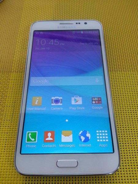 Samsung Galaxy Grand Max photo