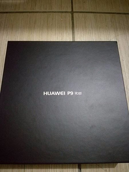 Huawei P9 Lite Gold photo