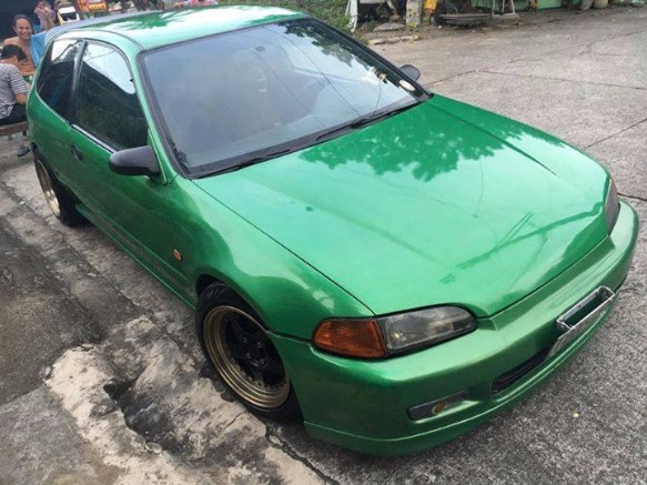 honda civic hatchback d15b - Used Philippines