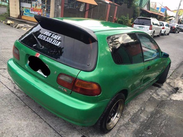 honda civic hatchback d15b - Used Philippines