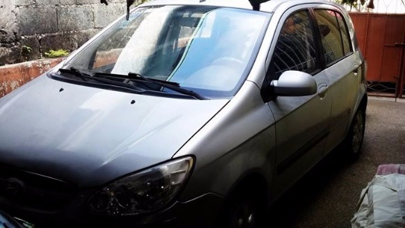 Hyundai getz 2008 model photo