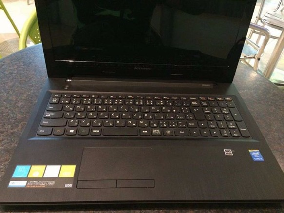 Lenovo G50 Intel 4th Gen. Core i3 Haswell Gaming Laptop Slim photo