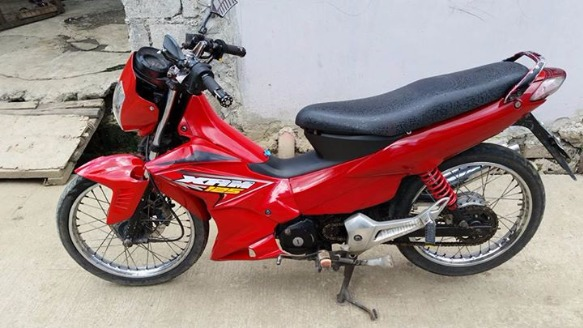 Honda xrm 125 rush sale photo
