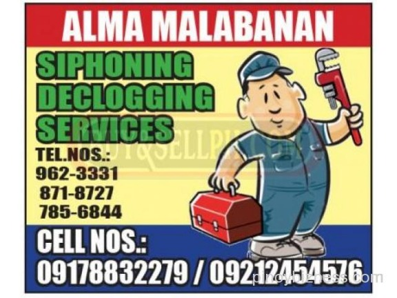 mr malabanan septic tank services 710-2440 @ Caloocan city photo