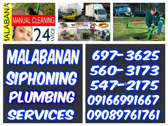 Jm Malabanan Siphoning Pozo Negro Services 697-3625 photo