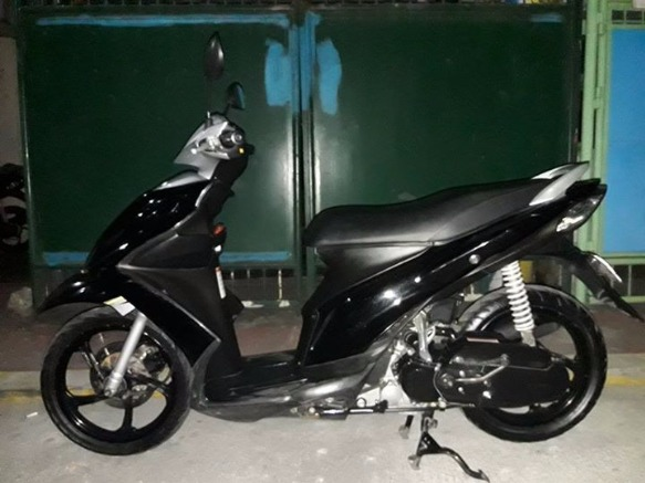 Suzuki Skydrive 2013 model photo