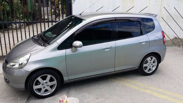 Honda jazz fit 2010 model photo