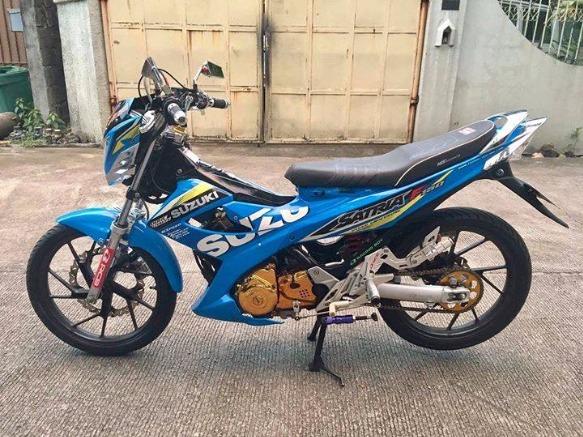 Raider Set Up 2017 >> Raider 150 - Used Philippines