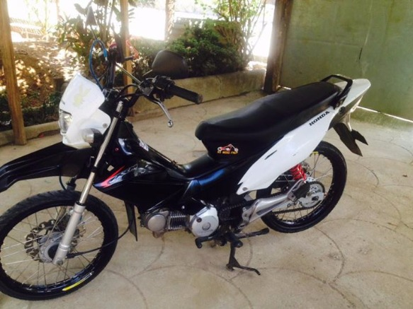 Honda Xrm 125 Offroad photo