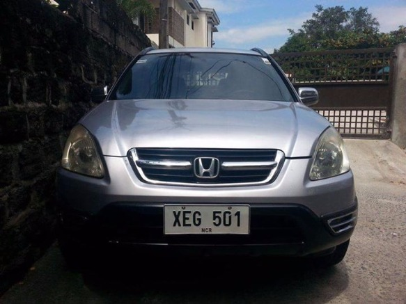 honda crv gen2 2003 model photo