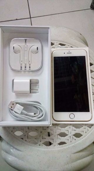 Iphone 6 16gb complete package f.unlock photo