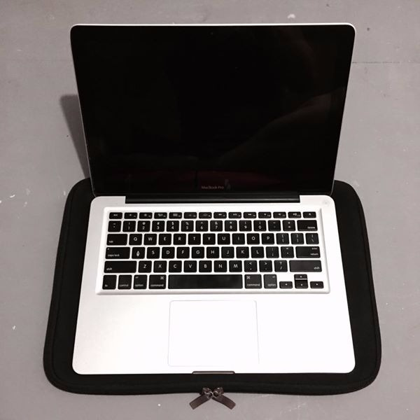 Rush MacBook Pro 13-inch Mid 2012 photo