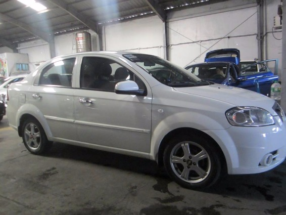 Chevrolet Aveo 2014 AT - 338T photo