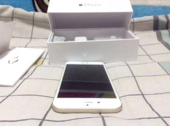 iPhone 6 16gb Gpp Gold photo