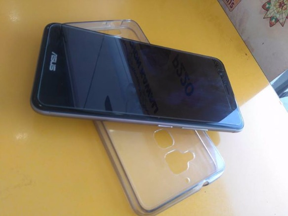 Zenfone 3 max 5.2 Gray photo