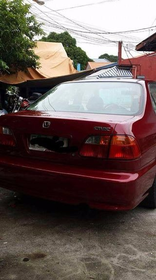 99 honda LXI SIR body photo