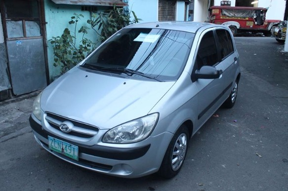 Selling Hyundai Getz 2006 1.1L photo