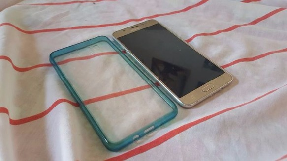 Samsung galaxy J7 2016 Gold Duos Openline photo