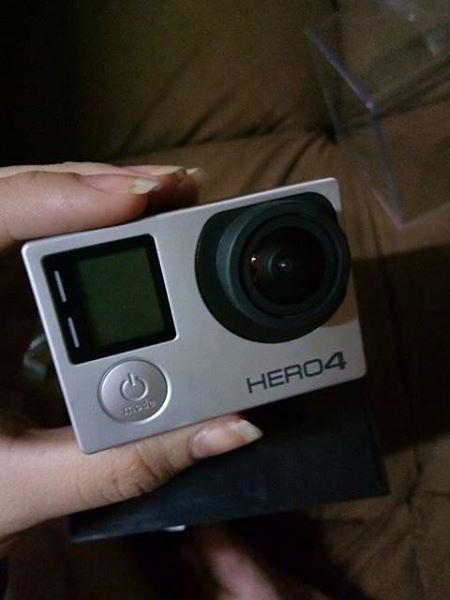 GoPro Hero 4 Silver photo