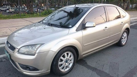 Ford focus 2008 model photo