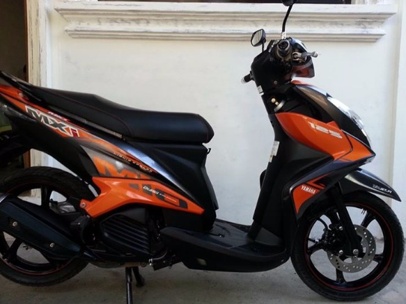 yamaha mio mx-i 125 2016 model photo