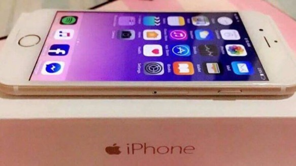 IPHONE 6 16GB GOLD photo
