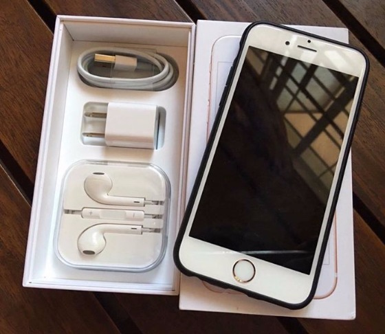 iPhone 6S Rosegold 64GB Factory Unlock (Ntc Approved) photo