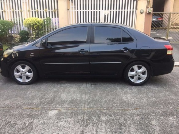 2008 Toyota Vios 1.3 E MT photo