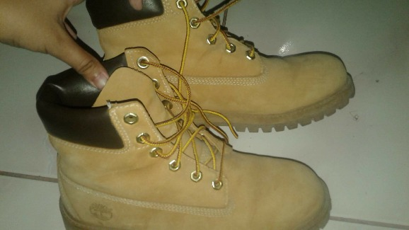 Original Timberland Waterproof Boots photo