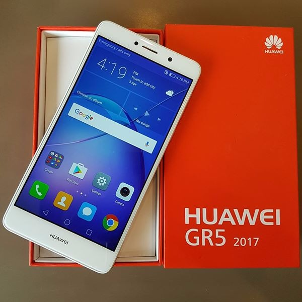 Huawei GR5 2017 Duos photo