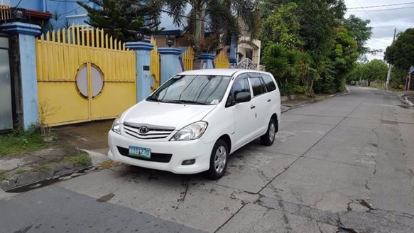 Toyota Innova diesel 2011 photo