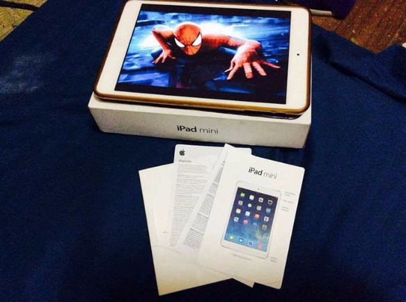 Ipad mini HD 16gb photo