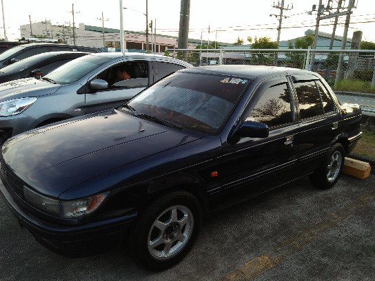For sale 1989 model Mitsubishi Lancer photo