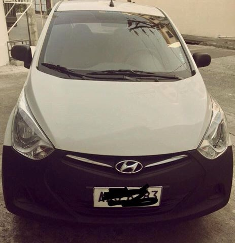 2014 hyundai eon GL mt rush P219T photo